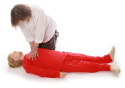 We do great First Aid Training